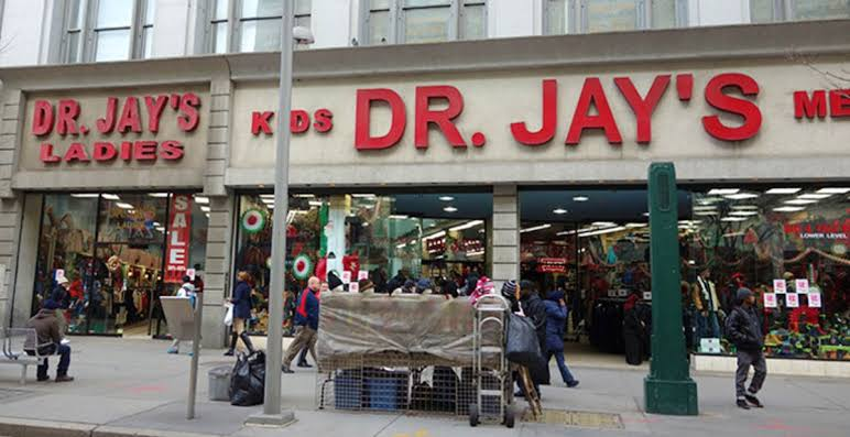 All About Dr. Jays Store New York City