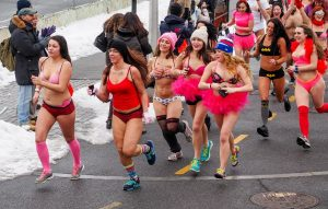 Everything About Cupid's Undie Run in NYC 2021