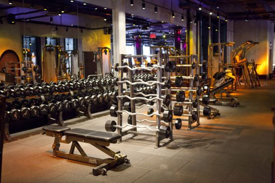 Best Fitness Centers in New York City