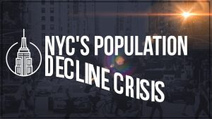 Why is NYC Population Declining?