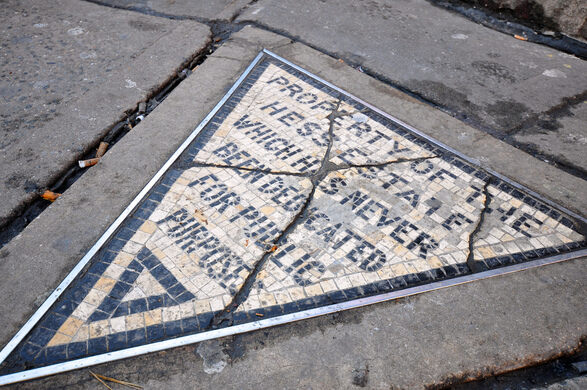 Hess Triangle in New York City