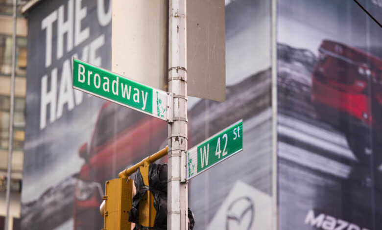 How Are Manhattan Streets Numbered?