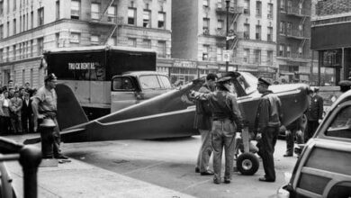 Photo of How Thomas Fitzpatrick Landed a Plane Twice on NYC Streets?