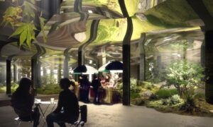 The Lowline Lab in New York City