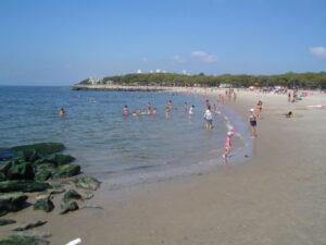 Why is Manhattan Beach in Brooklyn?