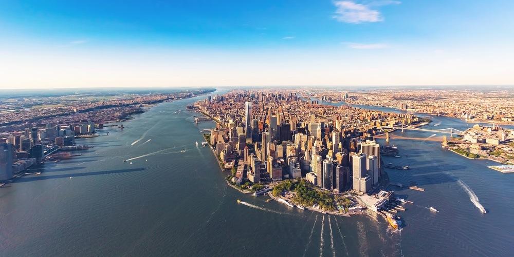 Why is Manhattan Called an Island?