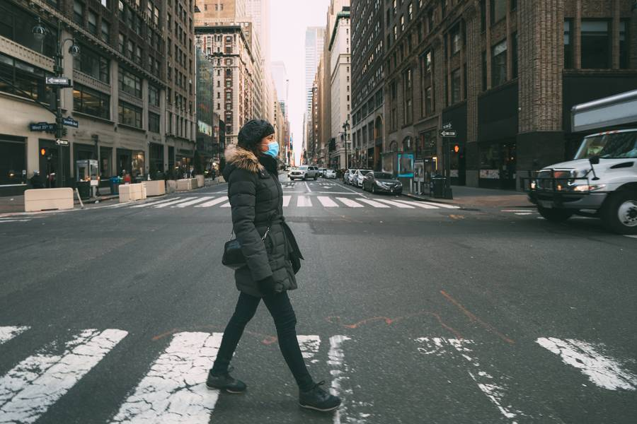 How to Stay Safe as a Woman in NYC?